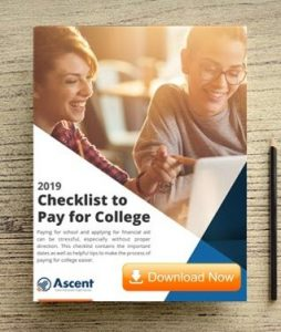 Checklist to Pay for College