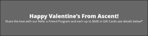 February Refer a Friend