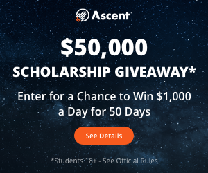 Ascent Scholarship