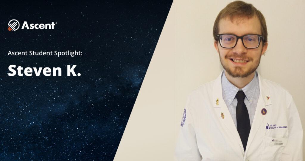 Ascent Student Spotlight: Steven K.