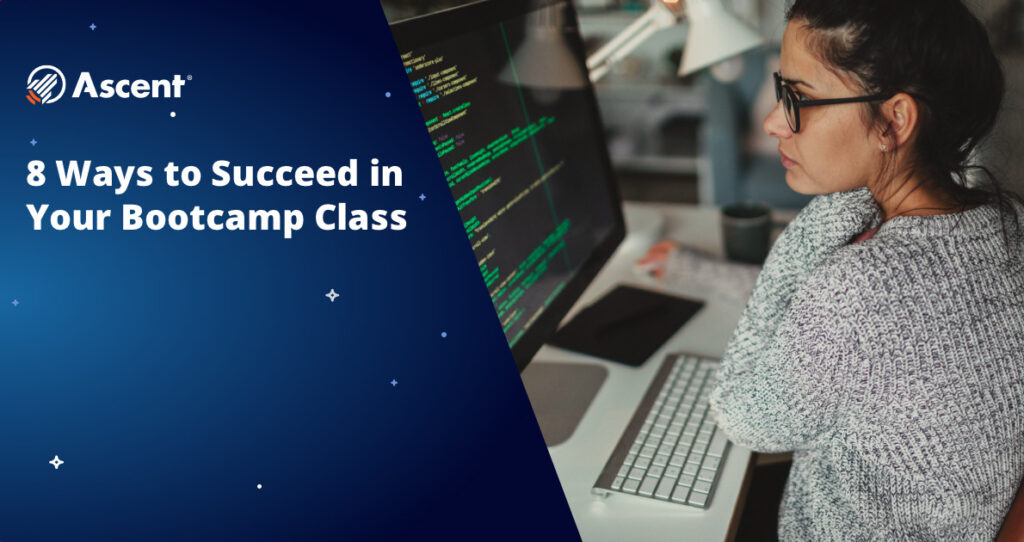 How to Succeed in Your Bootcamp