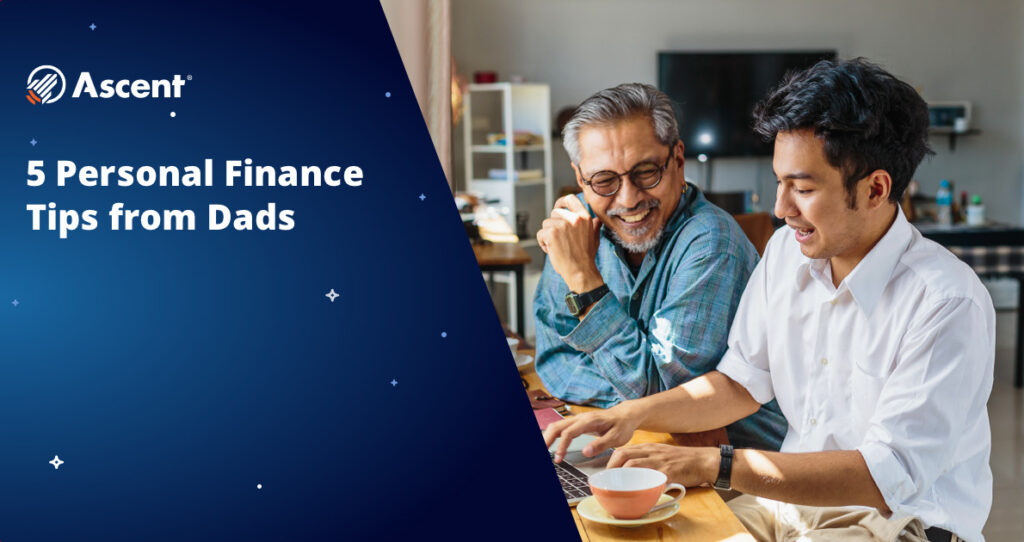 Personal Finance Tips from Dads